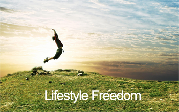 Lifestyle Freedom via App Development