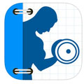 Cool mobile app for workout enthusiasts