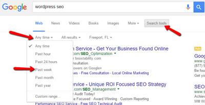 Use Google to Find Related Sites for WordPress SEO