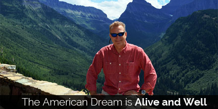 Live the American Dream