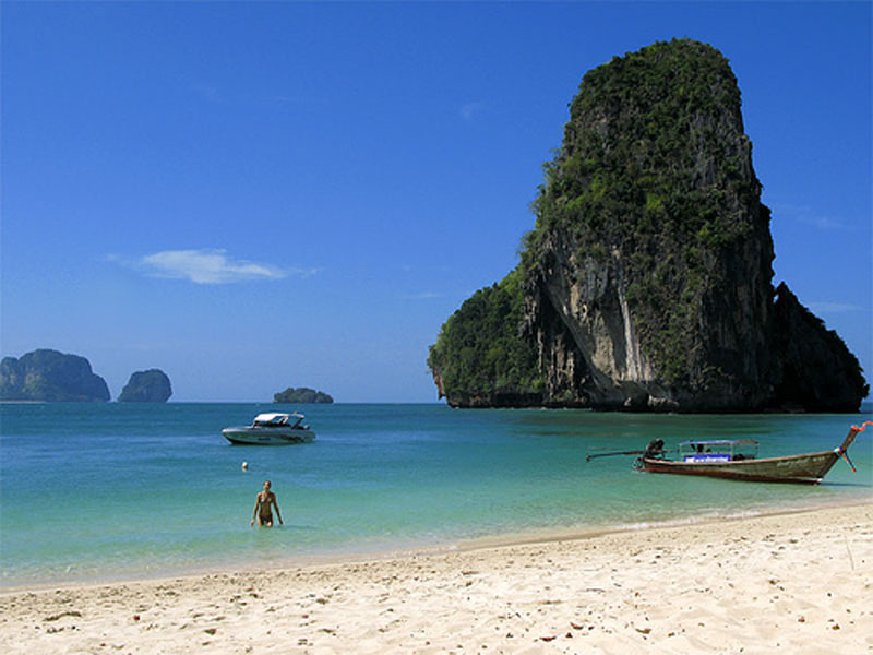 Travel Blogs - Railey Bay Thailand