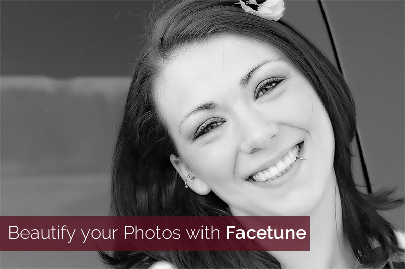 Beautify photos with Facetune