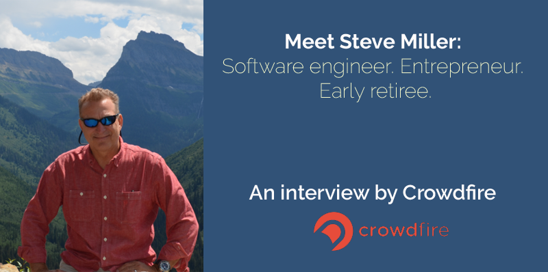 Crowdfire interviews Steve Miller